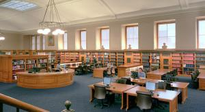 John Adams Courthouse and Social Law Library