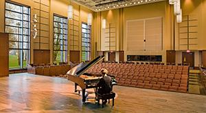 Northfield Mount Hermon School-Rhodes Arts Center