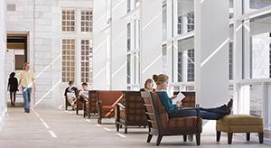 Middlebury College-Axinn Center at Starr Library