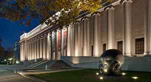 Museum of Fine Arts, Boston - Art of the Americas Wing