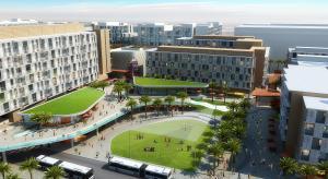 Masdar Institute Housing