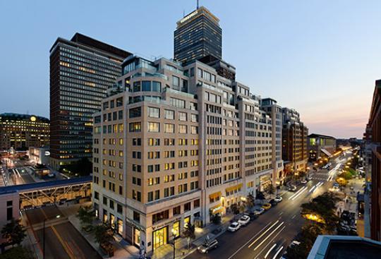 Mandarin Oriental Condominiums