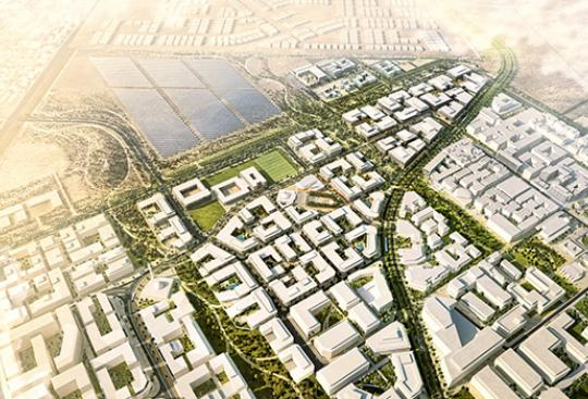 Masdar City Phase II Master Plan
