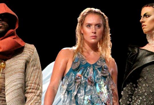 CBT Stuns at the 2016 IIDA New England Fashion Show