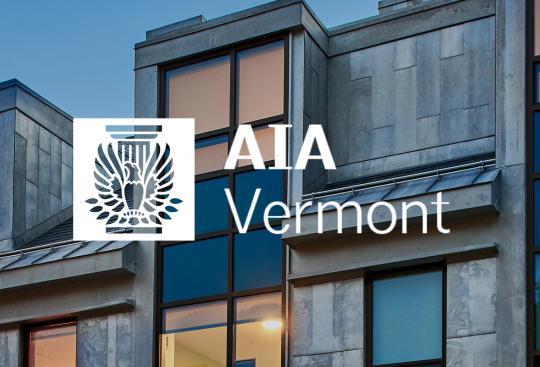 Champlain College Residential Quad Receives AIA VT Award