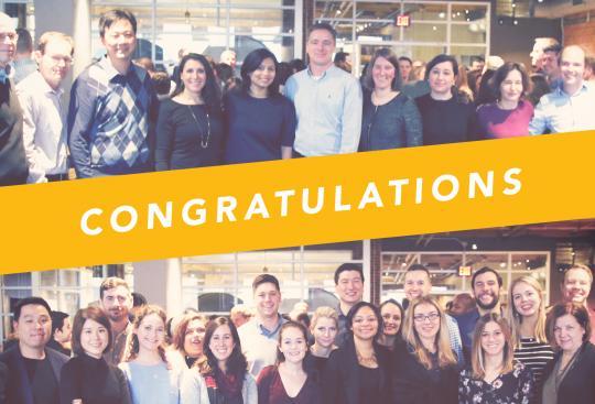 CBT Congratulates New Associates and Senior Associates
