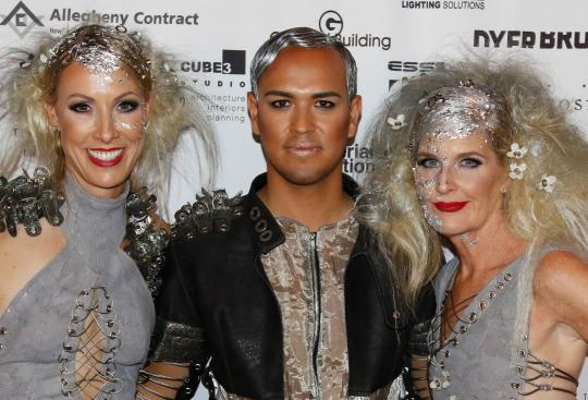 CBT Wins Best Red Carpet Look at 2017 IIDA New England Fashion Show