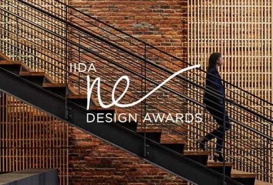 CBT Wins Four IIDA NE Awards