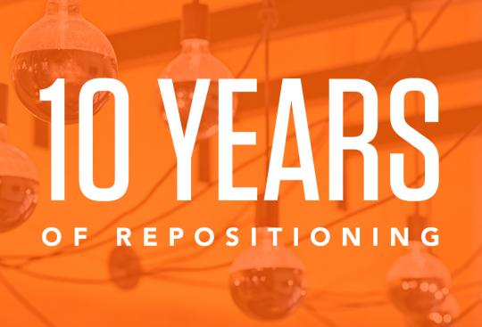 Celebrating a Decade of Asset Strategy and Repositioning