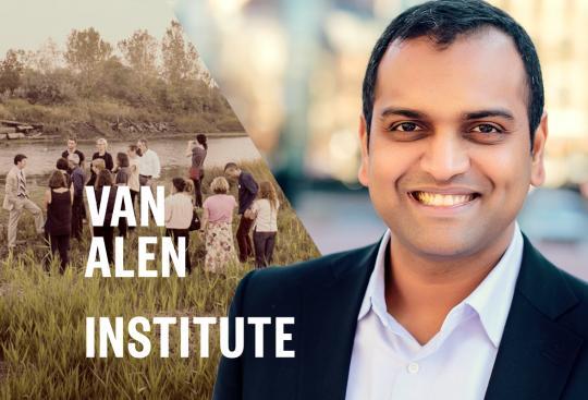Kishore Varanasi joins Van Alen Institute's Climate Council