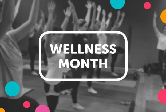 CBT Launches Wellness Month