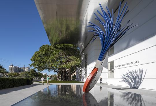 Norton Museum Celebrates Grand Re-opening