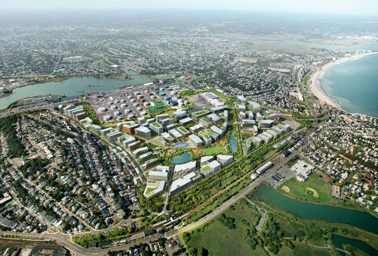 Suffolk Downs Redevelopment