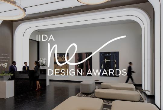 Pierce Boston Awarded Best Residential Multi-Unit Design at IIDA Awards
