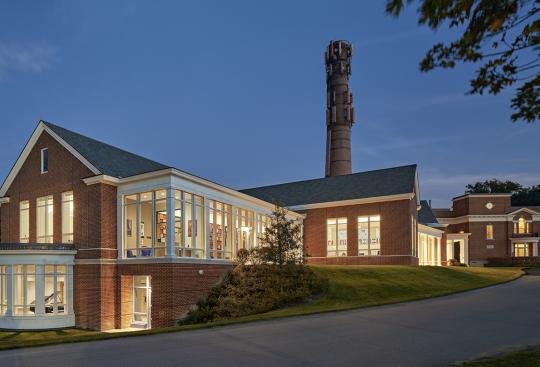 Middlesex School-Rachel Carson Music and Campus Center