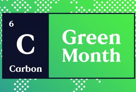 CBT Celebrates Green Month