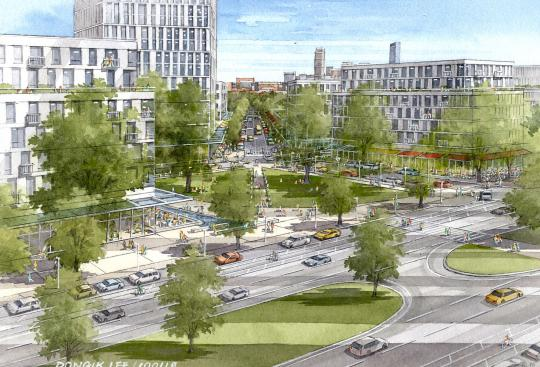 Plans advance for massive makeover of South Boston's McCormack complex