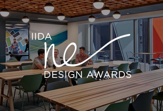 Veson Nautical & Analysis Group New York win IIDA Workplace Awards!
