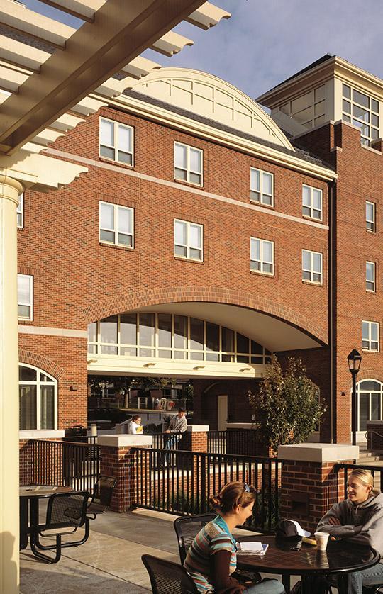 Pennsylvania State University-Eastview Terrace