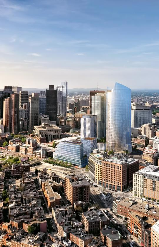 Bulfinch Crossing Redevelopment