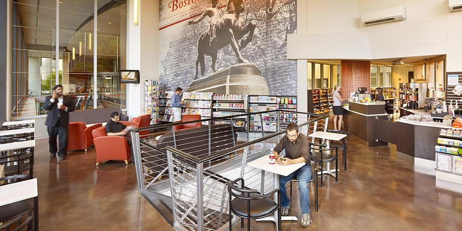 Boston News Cafe