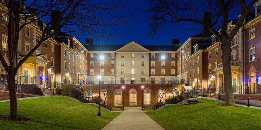 Brown University-Residence Hall Renovations