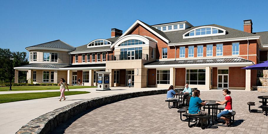 Curry College-Student Center