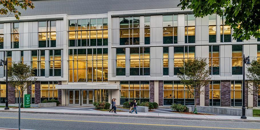 Fitchburg State University-The Antonucci Science Complex