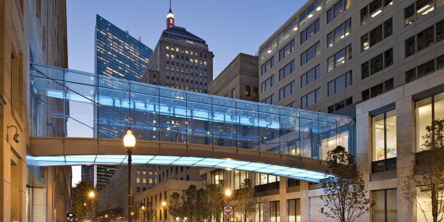 Liberty Mutual Project Honored with 2014 Preservation Achievement Award
