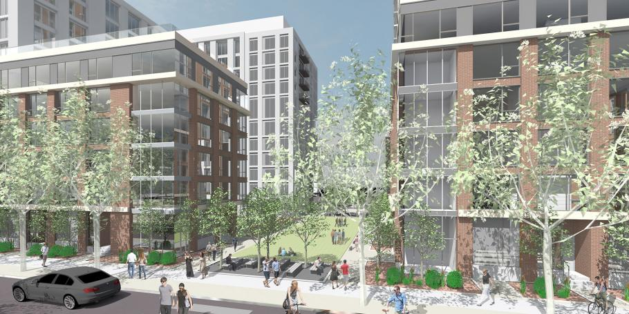 Plans Unveiled for Transformative Harrison Albany Block Development