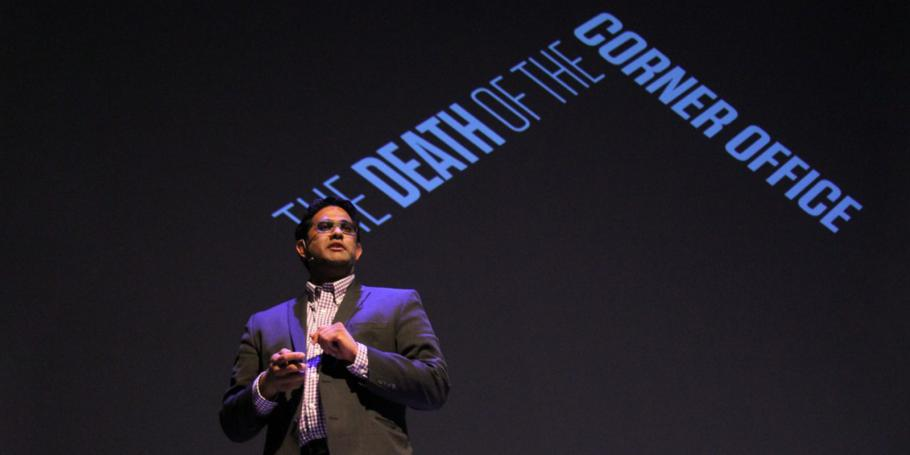 Principal Haril Pandya Presented at TedxFenway: Agitate/Innovate/Evolve
