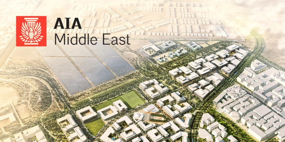 Masdar City Phase 2 Master Plan Wins AIA Middle East Design Award