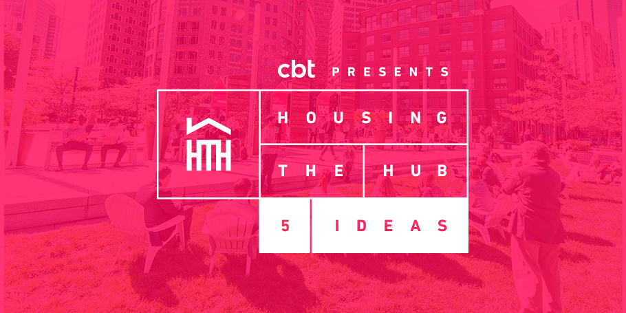 CBT Launches New Housing the Hub Website