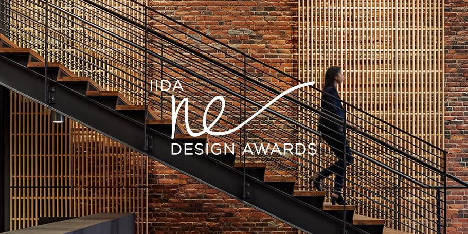CBT Wins Four IIDA NE Awards