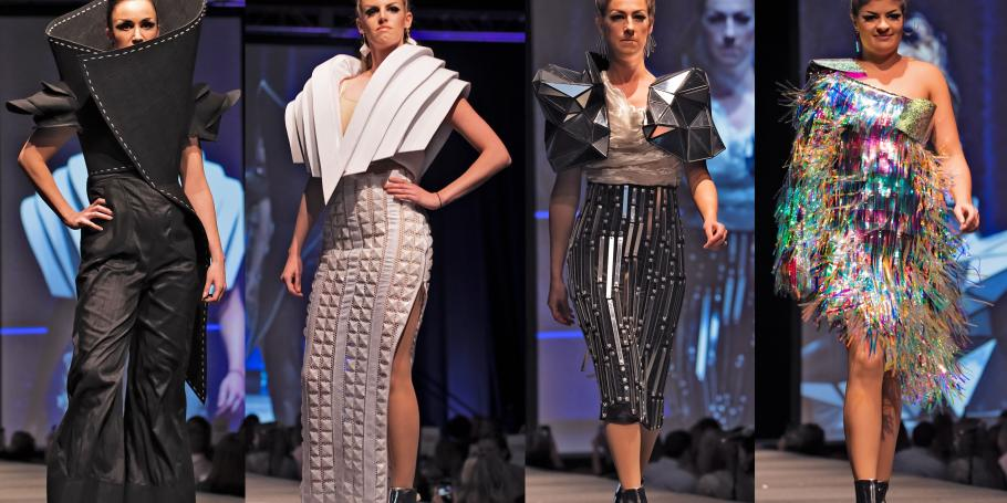 CBT Wins Two Awards at 2018 IIDA New England Fashion Show