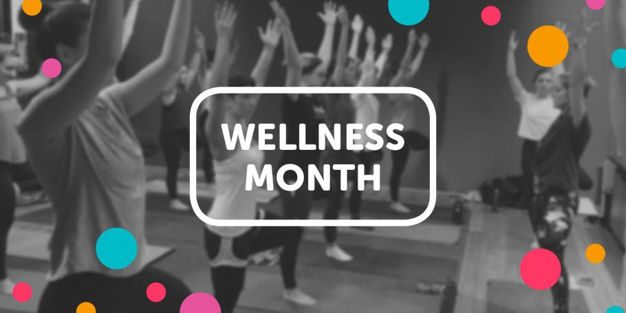 CBT Celebrates Wellness Month