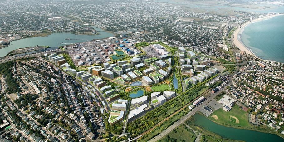 Suffolk Downs Redevelopment