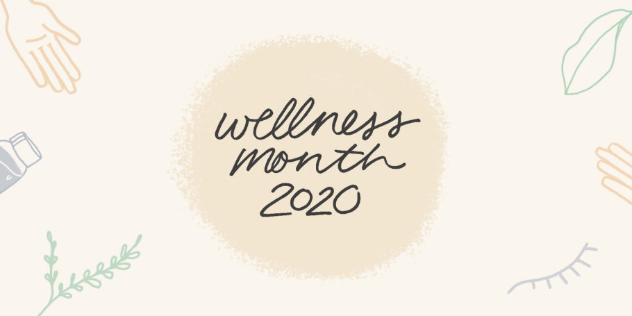 CBT Celebrates Wellness Month 2020