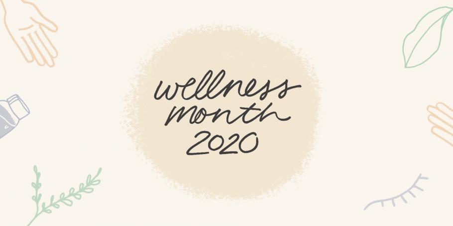 CBT Celebrates Wellness Month 2020