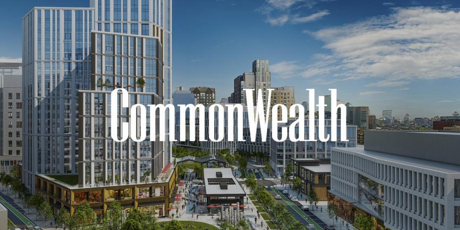 """Varanasi & Kim in Commonwealth Magazine: """"Starting to Re-Imagine Cities Post-COVID"""""""