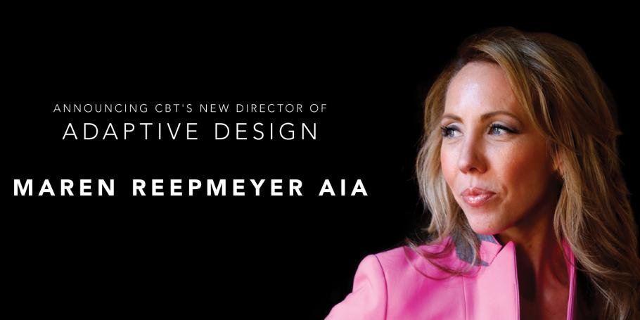 Maren Reepmeyer Named CBT Director of Adaptive Design