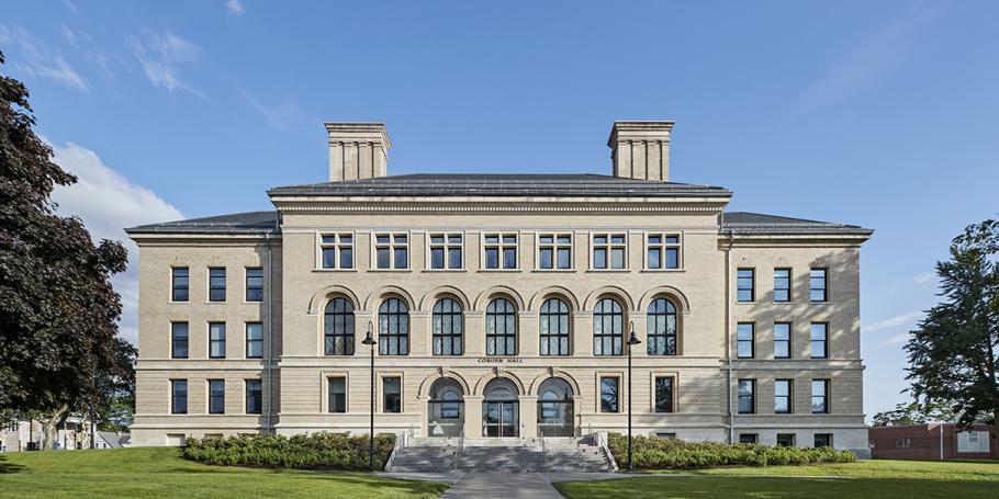 University of Massachusetts Lowell - Coburn Hall Renovation & Expansion
