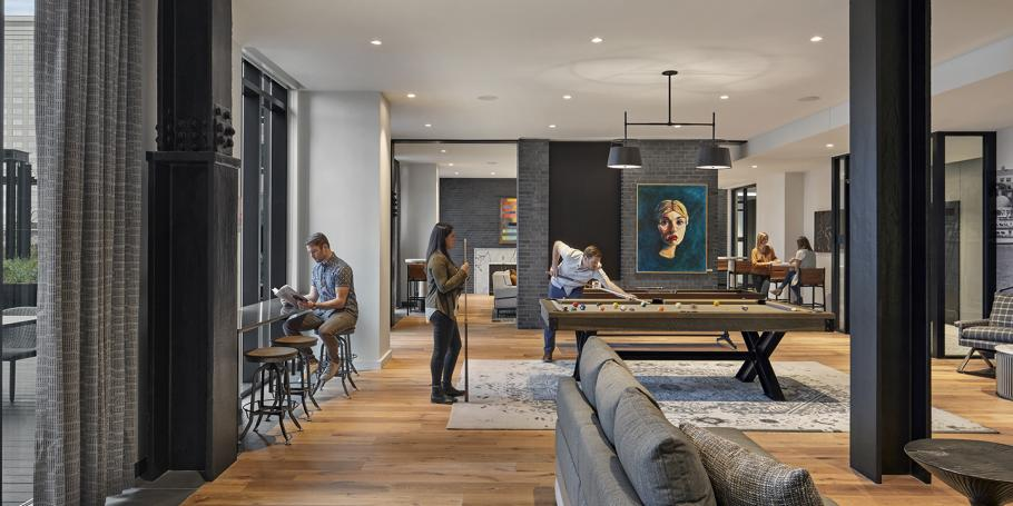 Gables Seaport Interior Design