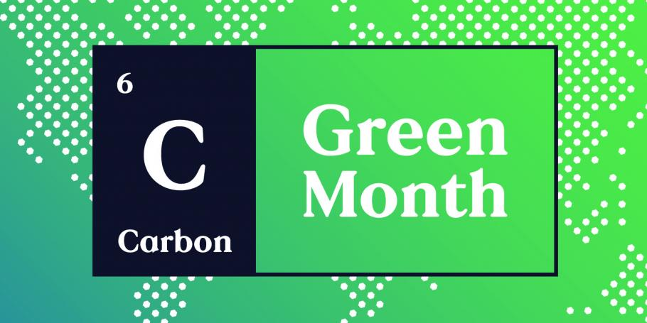 CBT Celebrates Green Month