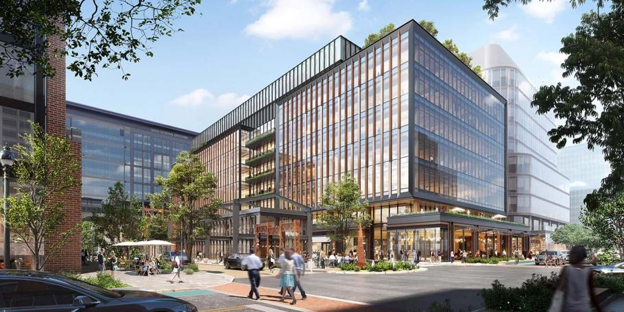 Confidential Urban Lab / Office Building
