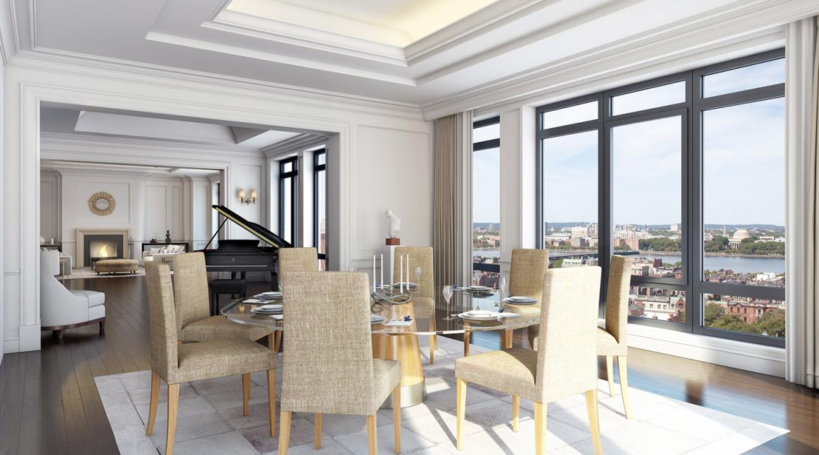 Mandarin Oriental Condominiums | CBT