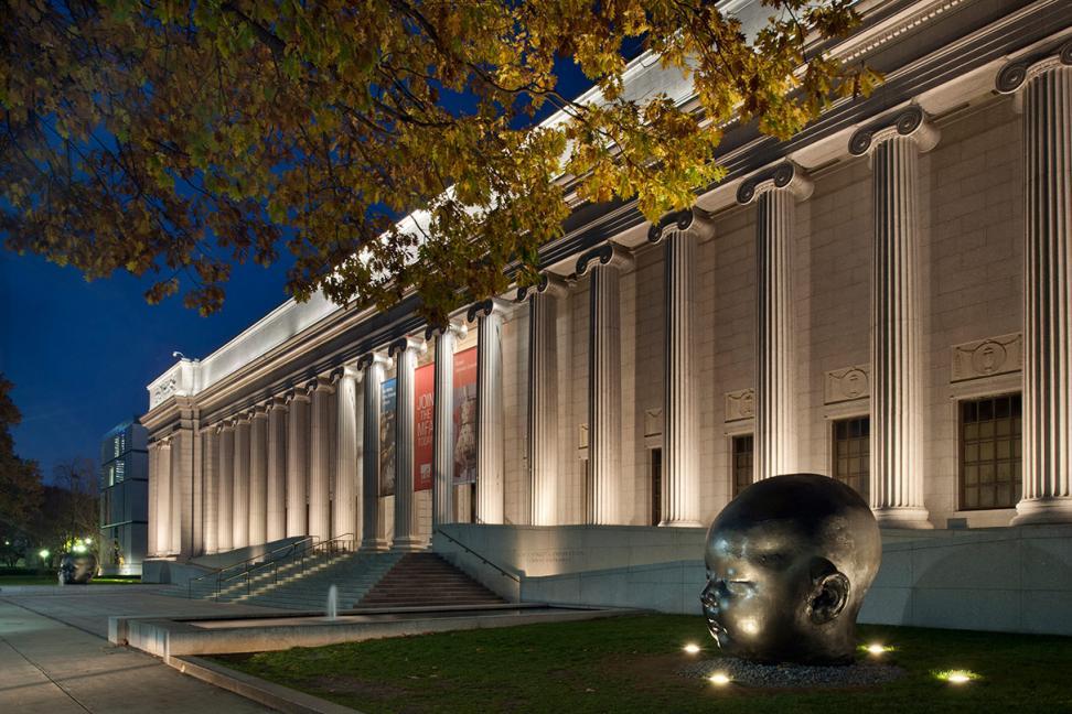 John Singer Sargents Black Atlas   Museum of Fine Arts